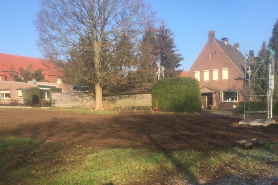 Bouwrijp maken 8 bouwkavels aan de Bram Streeflandweg