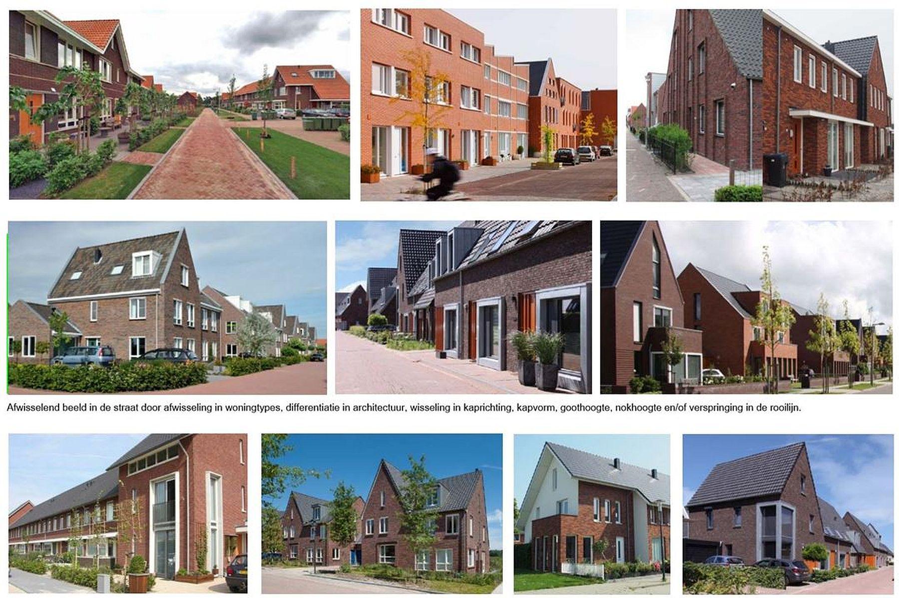 Nieuwbouwproject Nieuwe Stijl in Ede